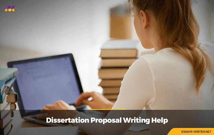 Expert Dissertation Proposal Writing Help