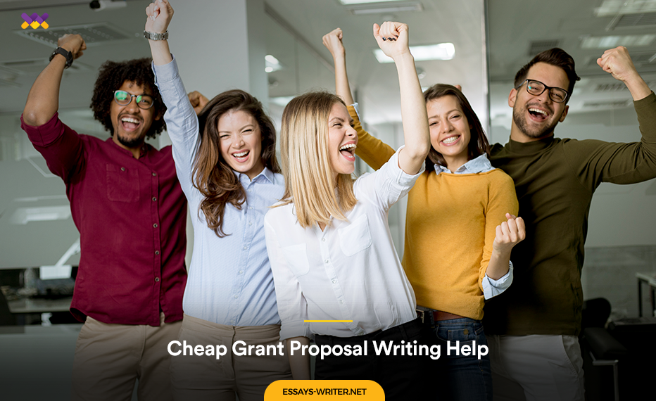 Cheap Grant Proposal Writing Help for Students