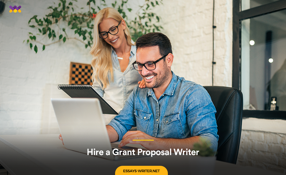 Hire a Grant Proposal Writer Online
