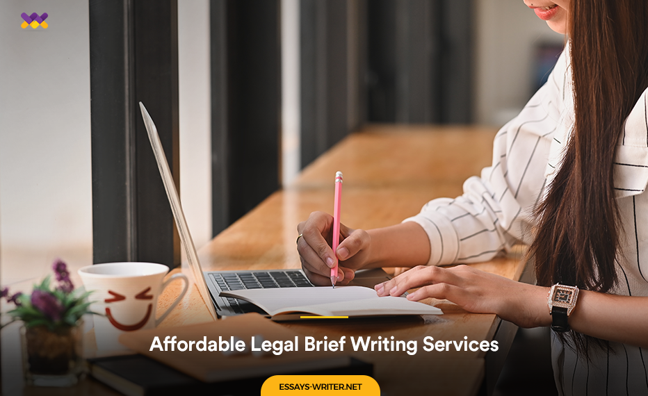 Expert and Affordable Legal Brief Writing Services