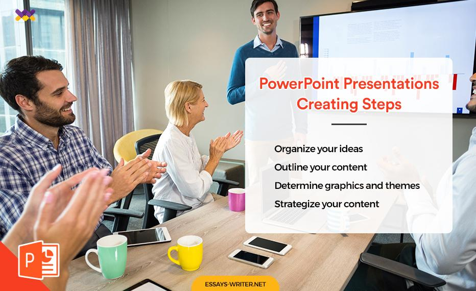 PowerPoint Presentations Creating Steps