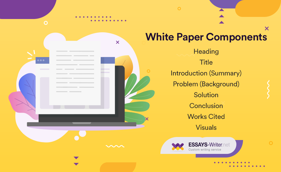 White Paper Components