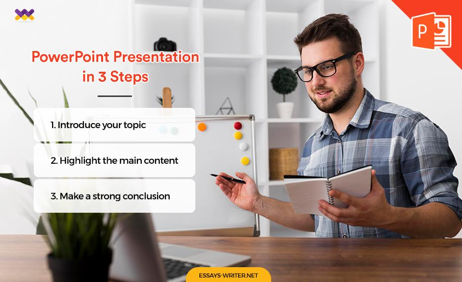 PowerPoint Presentation in 3 Steps
