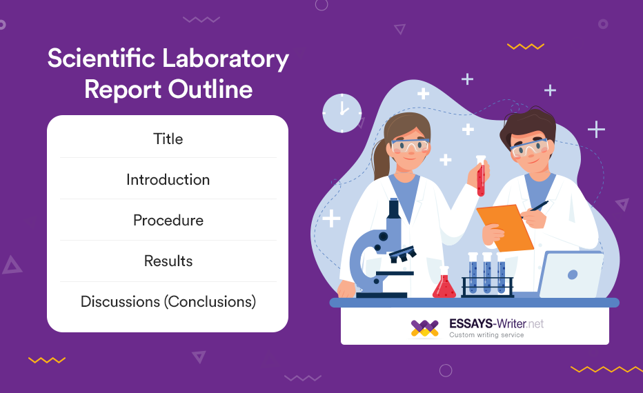 Scientific Laboratory Report Outline
