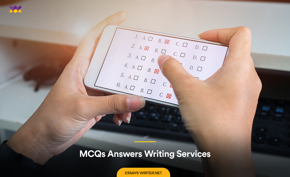 MCQs Answers Writing Services