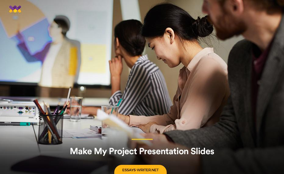Make My Project Presentation Slides