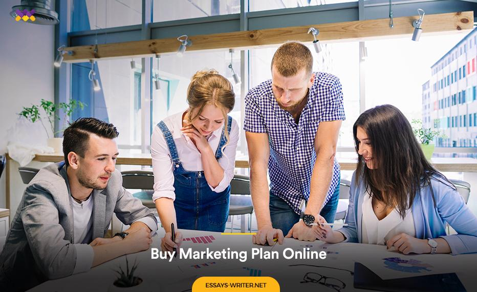 Buy Marketing Plan Online