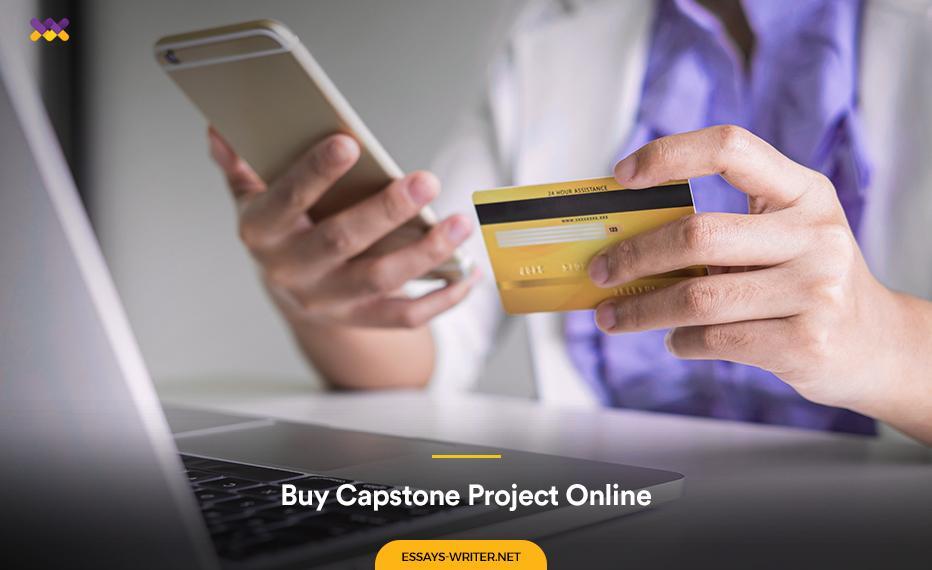 Buy Capstone Project Online