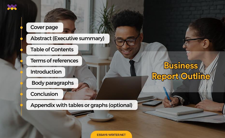 Business Report Outline