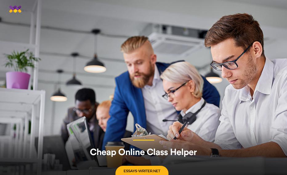 Cheap Online Class Helper