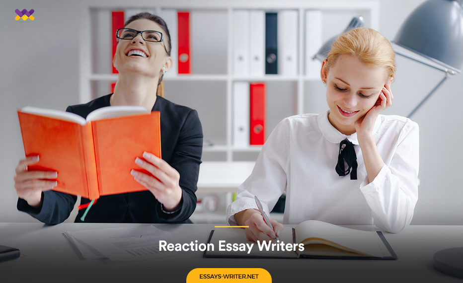 Top Reaction Essay Writers in the Net