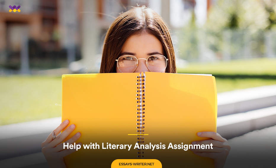 Expert Help with a Literary Analysis Assignment