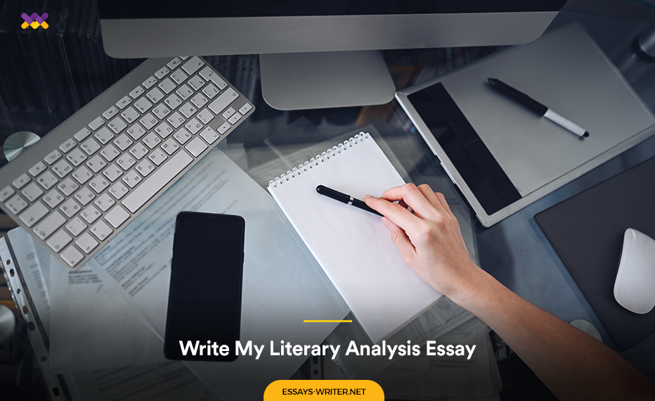 Write My Literary Analysis