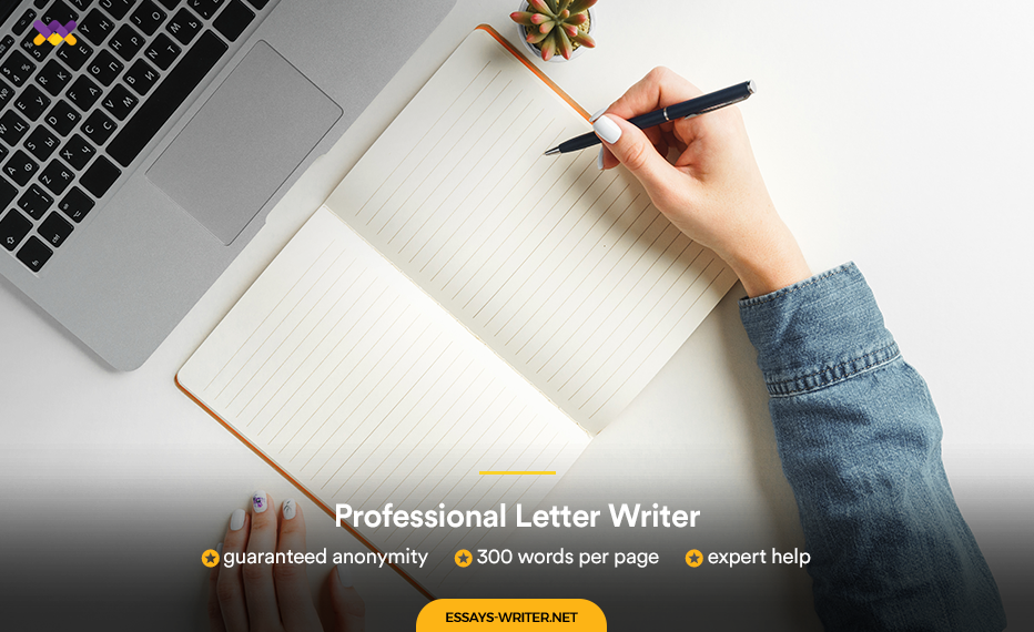 Professional Letter Writer for You