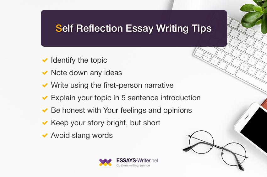 Self Reflection Essay Writing Tips